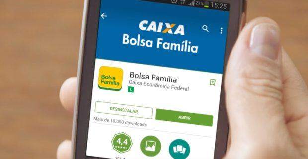Aplicativo Bolsa Família 2018
