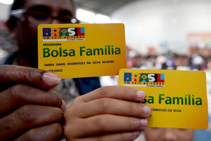 Abono Natalino Bolsa Família